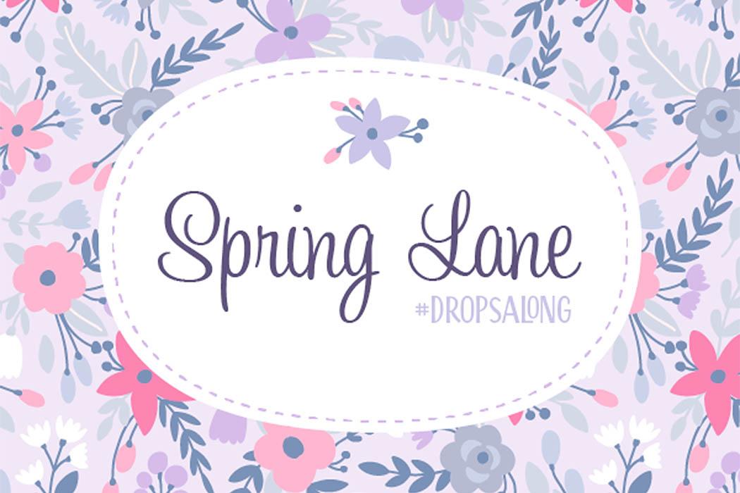 Spring Lane – DROPS-Along – cz. 4